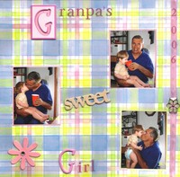 Grandpa'a Girl