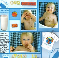 Our Cookie Monster