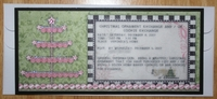 HYBRID CARD - Cookie & Ornament Exchange