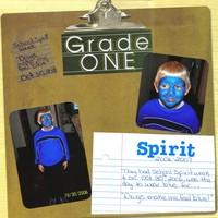 Spirit Week - 1st Grade