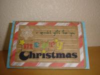 digital gift card holder