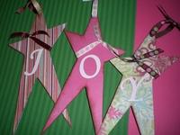 JOY  -  Ornaments