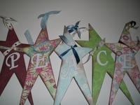 PEACE - Ornaments