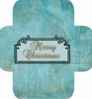 Gift Envelopes (digitally created...printed) Set 1