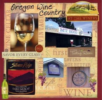 Oregon Wine Country **Karen Foster Design CT Reveal**