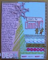 Journal Your Christmas Dec 18 & Dec 19