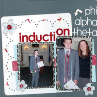 Induction to Phi Alpha Theta