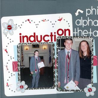Induction to Phi Alpha Theta