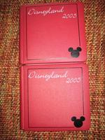 Disney album/autograph books