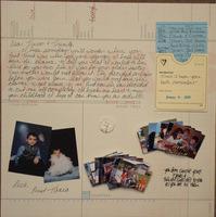 Jan Journaling Chlg - Love Aunt Tania