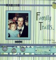 Doodlebug February contest: Family Traits