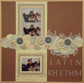 Jan Sketch Chlg - Sounds of Latin Rhythm