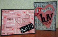 Love Cards (Adornit Carolee's Creation Guest Designer Project #4)