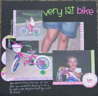 Very 1st Bike