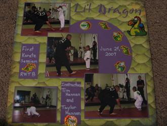 Li'l Dragon - Be A Sport Challenge