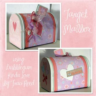 Target Mailbox - Valentine