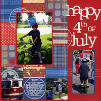 Happy 4th of July (CHA party #2)