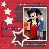 Meeting Mickey-CHA party challenge 2