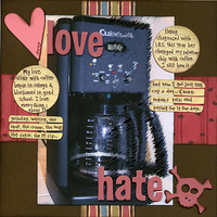 Love/Hate (CHA party #1)