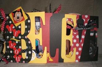 If You...BELIEVE - Disney Photo Album