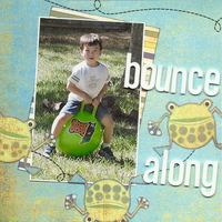 bounce along (leap year challenge)