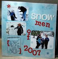 Snowmen 2007