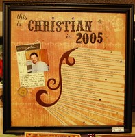 Christian in 2005