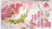 Mary's card