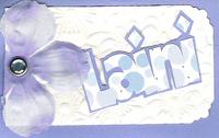 Laini's Calling Card