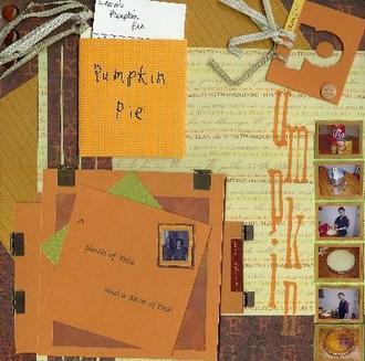 Pumpkin Pie/Jan challenge