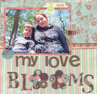 My Love Blooms -- crop challenge 7