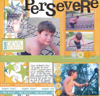 Persevere-- Crop Challenge 10