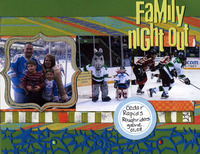 Family Night Out {Magistical Memories}