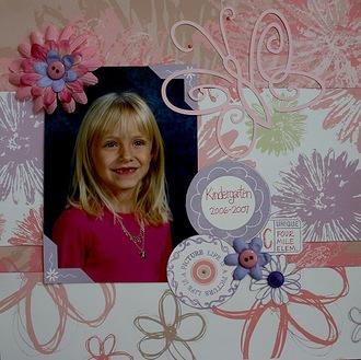 Chloe*Kindergarten