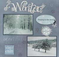 """Winter"" Word Challenge #2"