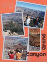 Grand Canyon *Carrie's Challenge #1*