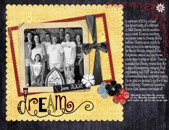 ADSR #8 -Disney Dream