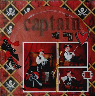 Captain of my heart **SCRAPLIFT MIX-IT-UP**