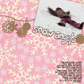 Snow Angel (ADSR 11)