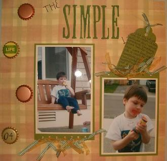 Simple Life--reposted