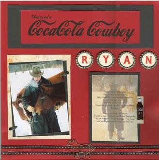 Super Star! #3 Coca Cola Cowboy & Color Challenge #2