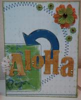 Aloha card