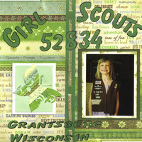 Girl Scouts Gracie