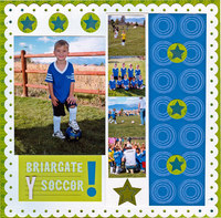 "Briargate ""Y"" Soccer **Challenge #   **"