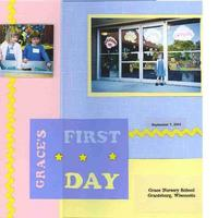 Grace's first day