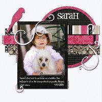 Sarah & Abby