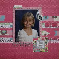 -Chloe 1st Grade-