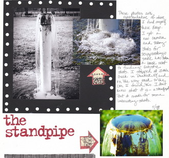 Challenge 3 -- The Standpipe