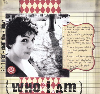 Challenge 11 -- All About Me layout