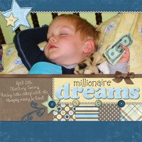 Millionaire Dreams *digi CT reveal-photo swap*